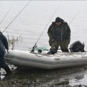 Отсутствие клева не испортило настроения рыбаков