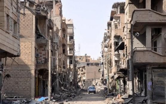 Жертвами теракта в Сирии стали 100 человек