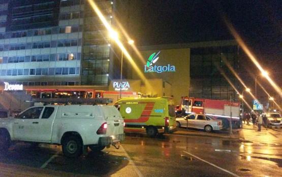 Ночью эвакуировали постояльцев гостиницы