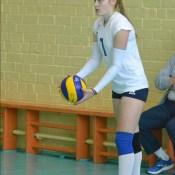Волейбол: первая победа «миЛАТсс»