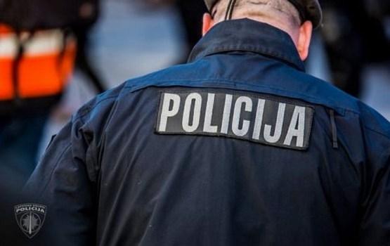 В Риге бойцы спецбатальона полиции задержали наркодилера и клиента