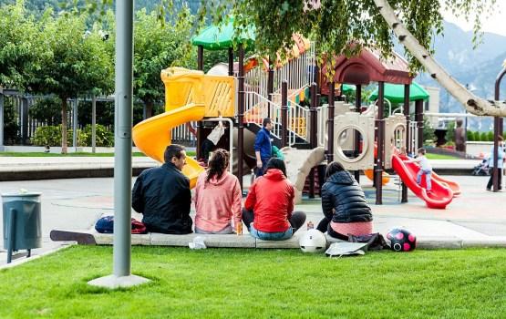 Город может выиграть детскую площадку