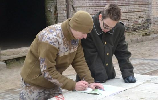 В Крепости молодежь освободит Даугавпилс и защитит Латгалию