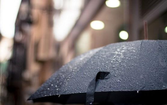 Последний рабочий день будет дождливым