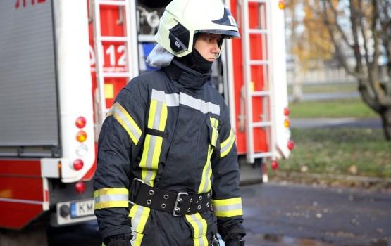В жилом здании в Валмиере произошел взрыв