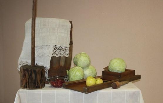 Как в Малиновке учили капусту квасить