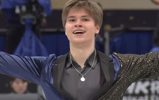 Денис Васильев – шестой в Японии (ВИДЕО)