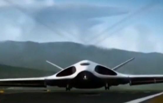 Китайское гиперзвуковое оружие попало на видео