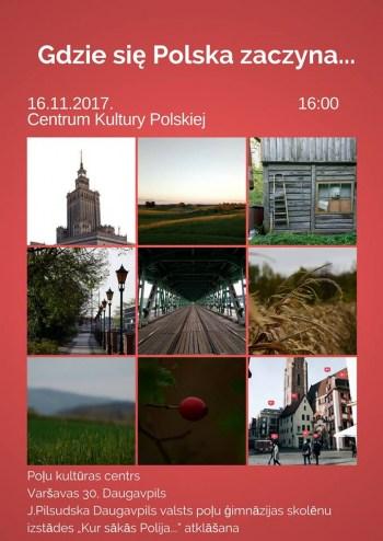 Новые выставки в Центре польской культуры