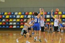 Баскетболистки Даугавпилса продолжают радовать своих болельщиков