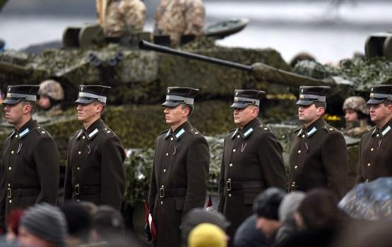 В параде 18 ноября примут участие более 1000 военнослужащих