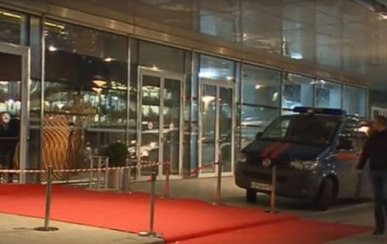 Источник подтвердил ранение двух сотрудников Росгвардии в «Москва-Сити»