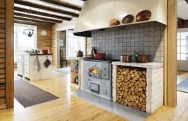 Каминные печи Tulikivi подарят тепло и домашний уют (ВИДЕО)