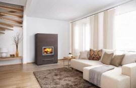 Kamīmkrāsnis Tulikivi radīs jūsu mājās siltuma un mājīguma sajūtu (VIDEO)