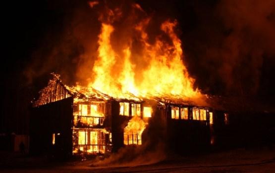 За прошедшие сутки в Латвии зарегистрировано 20 пожаров