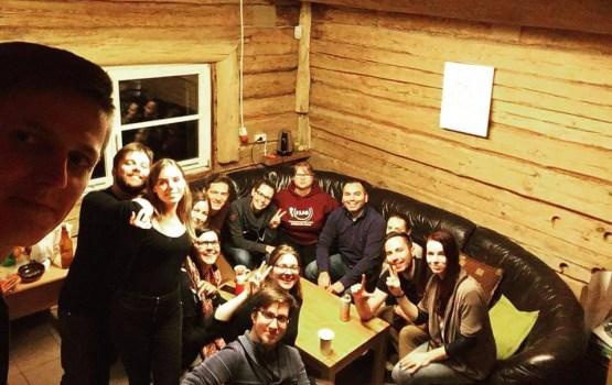 Молодежь трех стран решала проблему эмиграции