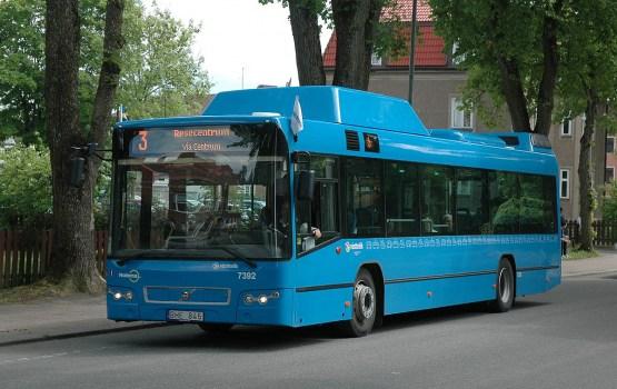 Автопарк Daugavpils satiksme пополнится двумя автобусами