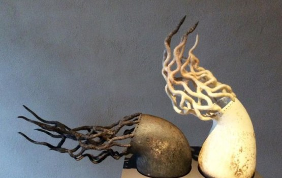 Выставка творческих работ Илоны Абдулаевой в ЛЦБ