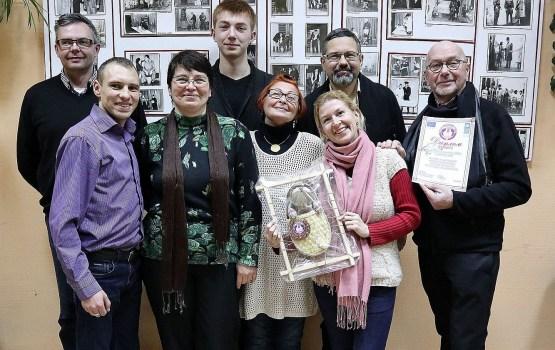 Даугавпилсский «Искатель» вернулся из белорусского Краснополья