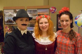 В Польском доме гадали и веселились