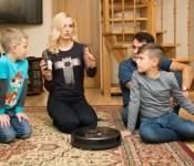 Семья Устинсковых: «Наша мама теперь больше отдыхает (ВИДЕО)