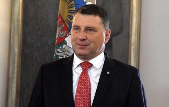 Опрос: Вейониса как президента Латвии поддерживает 60% населения