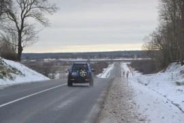 Дорога на Литву полностью обновлена