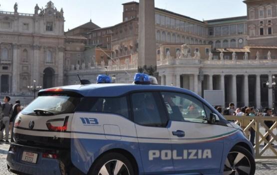 В Италии пьяный водитель влетел в толпу пешеходов