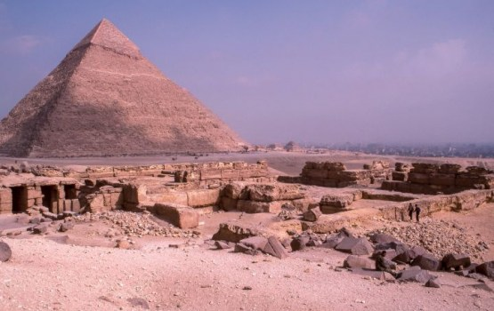 В Египте из гробницы достали мумию возрастом 3500 лет