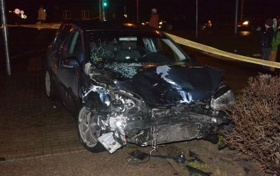 В пятничной аварии пострадали три человека