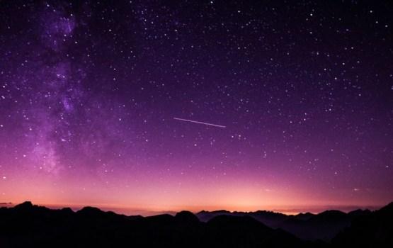 Сегодня ночью увидим самый яркий звездопад года (ВИДЕО)
