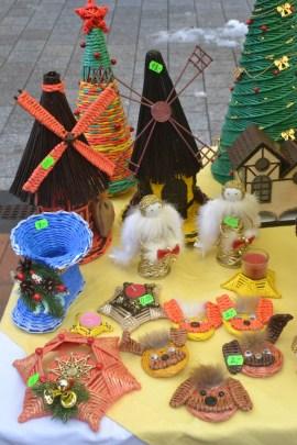 Рождественский базарчик не разочаровал