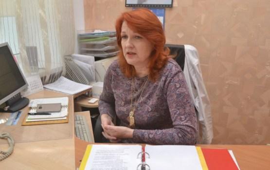 Вторым членом правления ДРБ стала Илона Скринда
