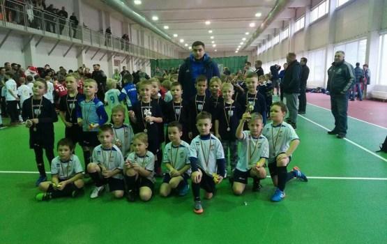 Юные футболисты Даугавпилса побывали за рубежом