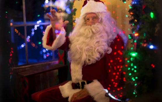 Сегодня на прямую связь с даугавпилчанами выйдет Дед Мороз