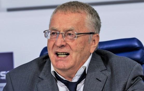 Жириновский в шестой раз выдвинут кандидатом в президенты России