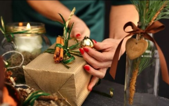 Оригинальные и не слишком затратные идеи для подарков на Рождество