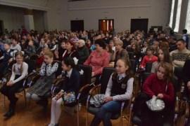 В ЛКЦ веселились лучшие школьники Даугавпилса