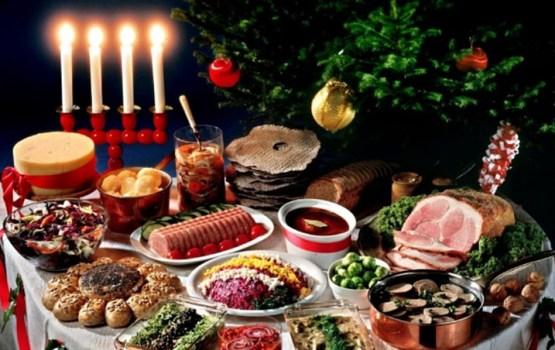 Рецепты к рождественскому столу от даугавпилчан