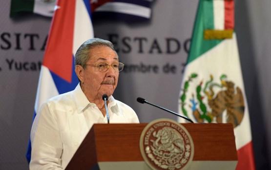 Рауль Кастро подтвердил дату ухода с поста главы Кубы