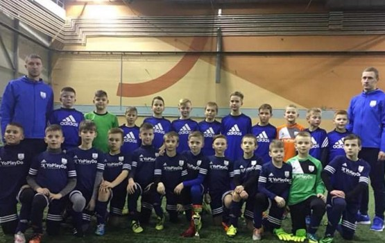 Даугавпилчане выиграли «Янтарную лигу»