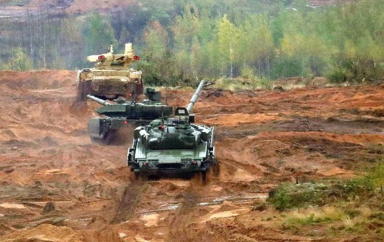 Минобороны: на учениях Россия проверяла готовность к наступательным операциям