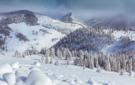 Самым снежным Рождество в Латвии было в 2010 и 2012 году