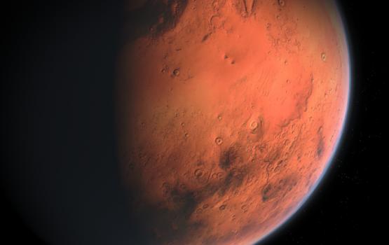 Ученые выяснили, куда исчезла вода на Марсе