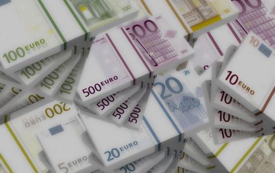 Общий налоговый долг в начале декабря - 1,254 млрд евро