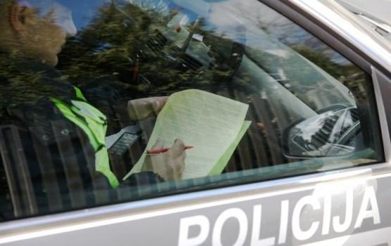 В праздничные выходные пойманы десятки пьяных водителей