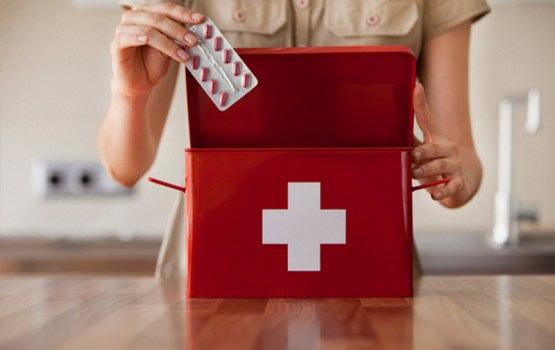 Праздничная аптечка: Какие лекарства должны быть в вашей аптечке?