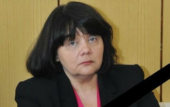Ушла из жизни Инара Артекова