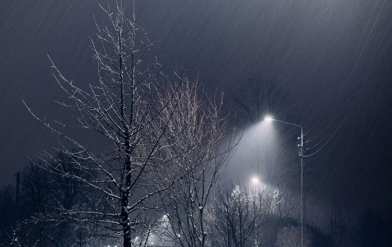 Новогодняя ночь будет облачной и дождливой