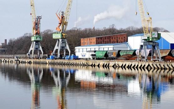 Грузооборот портов стран Балтии за 11 месяцев увеличился на 3,4%